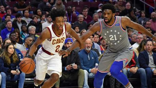 The lackadaisical defense allowed too many Cavs players open looks.