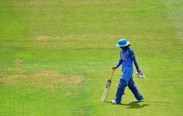 Mithali Raj was surprisingly left out of the semi-final clash against England.