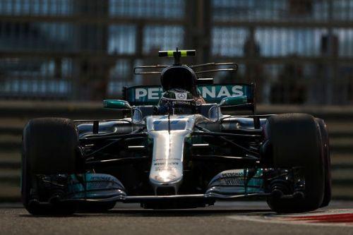 Valtteri Bottas won his first race in Abu Dhabi last year