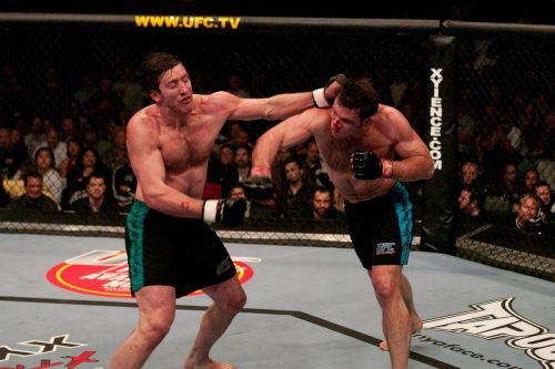 The Ultimate Fighter series saw the UFC explode in popularity in 2005