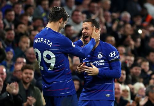 Maurizio Sarri's men look strong, but Tottenham will have home support to bank upon