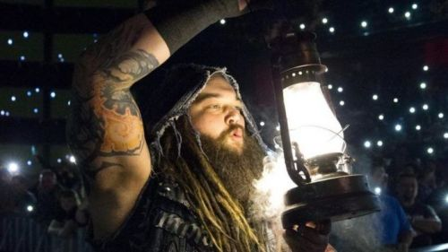 Wyatt returned at Starrcade.