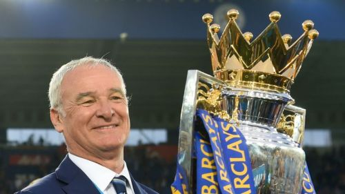 Ranieri's title win for Leicester in 2015-16 was a remarkable feat