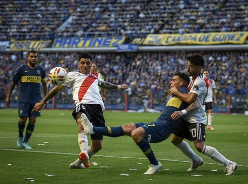 Superclasico is one of the fiercest rivalries in world football