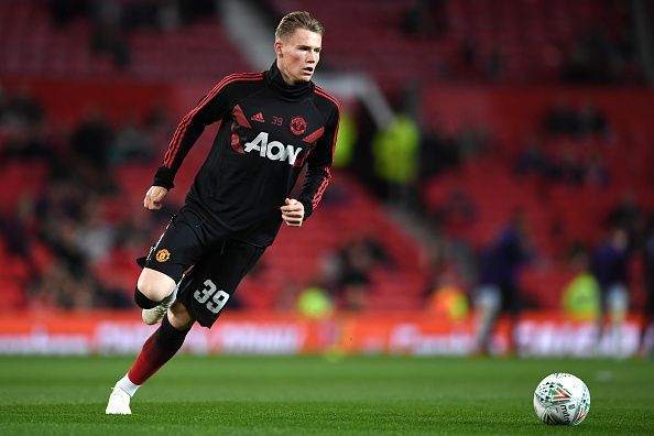 Mourinho has played central midfielder Scott McTominay twice at centre back despite actual CBs being available to him.