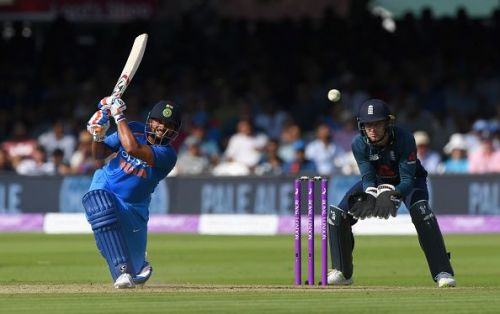 Raina had played some crucial knocks for India in ODI Cricket