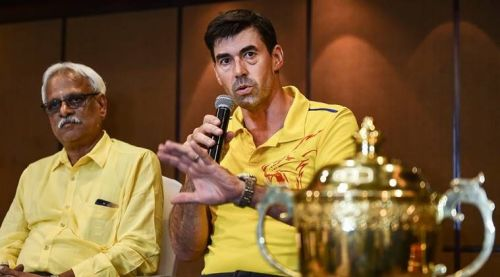 Stephen Fleming is one of the most successful coaches in IPL history.