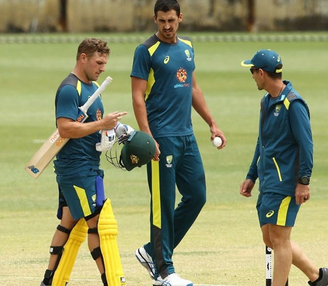 Australian squad has not a strong one