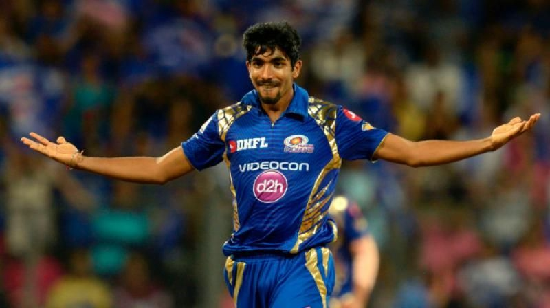 Image result for jasprit bumrah mumbai indians