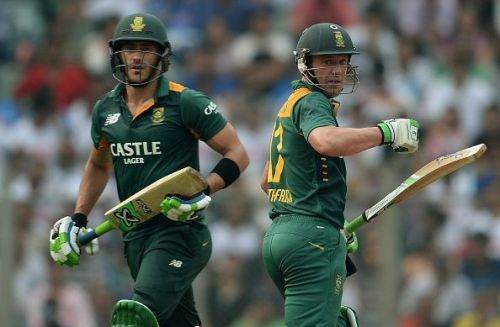 The likes of Faf du Plessis and AB de Villiers headline a formidable roster of star players