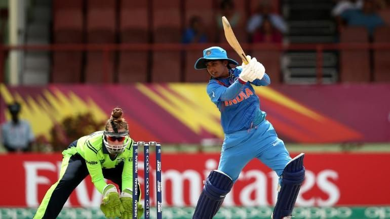 Mithali Raj was surprisingly left out of the semi-final