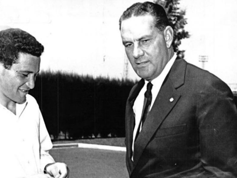 Carniglia was the first non-European coach to win the European Cup