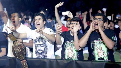 The company honoured its commitment to the Saudi Arabian WWE Universe