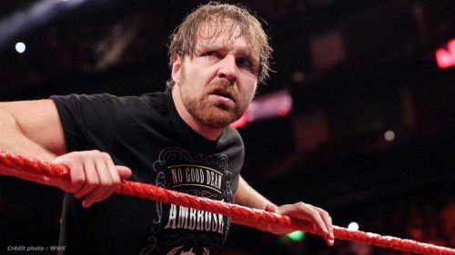 Ambrose could be the new Intercontinental Champion