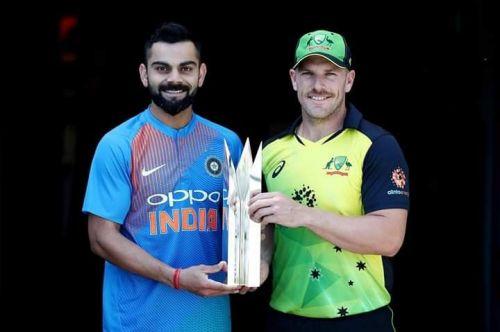 Australia vs India 1st T20I