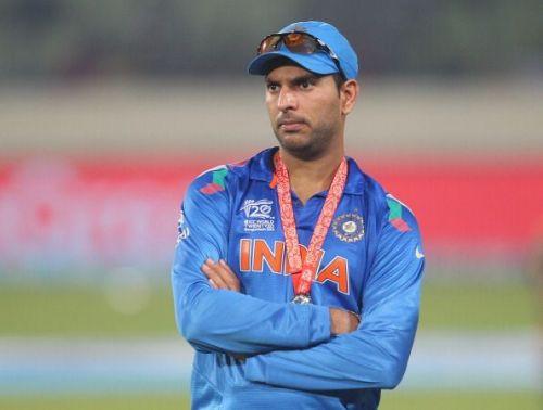 Yuvraj Singh was released by Kings XI Punjab ahead of the 2019 IPL