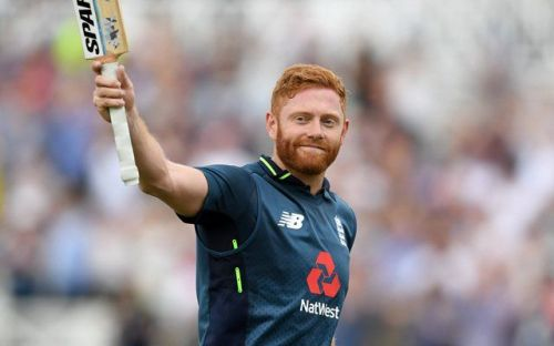 Bairstow is the first batsman two score ODI centuries in less than 60 balls this year