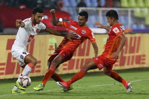 FC Pune City upset FC Goa [Image: ISL]