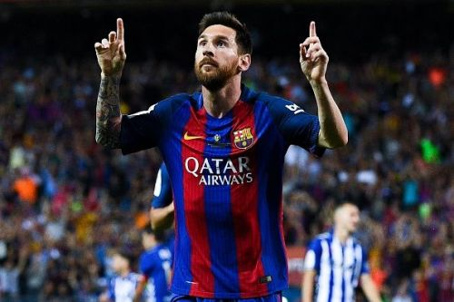 Pele doesn't think Lionel Messi is the best football player in history