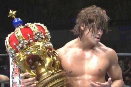 Kota Ibushi wins new Japan cup