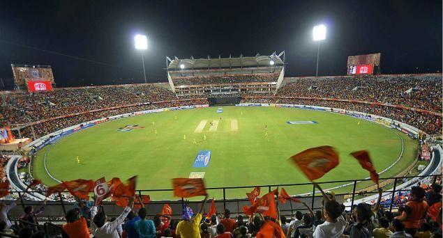 The IPL stage
