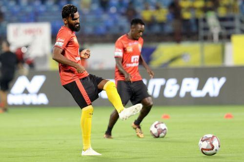 CK Vineeth, who enjoys a cult status in Kerala, has done absolutely nothing to justify the faith the team and the fans have shown in him. ISL Media
