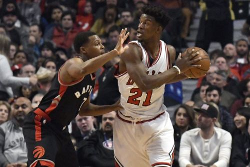 Butler's 42 points helped the Bulls rally back to beat the Raptors