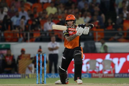 Alex Hales played for Sunrises Hyderabad last year