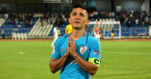 Sunil Chhetri will hold the key for India's chances at the Asian Cup 2019