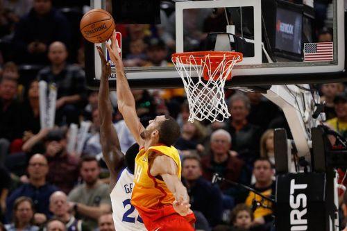 Utah Jazz ended their two-game losing streak. Credit: ABS-CBN