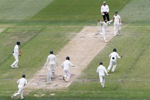 Australia v India - 3rd Test: Day 3