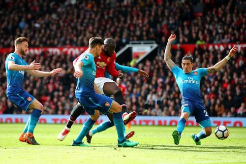 Arsenal's defense is something United can exploit