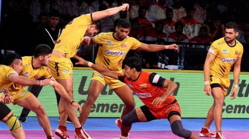 The defense of the Titans needs to continue their good form against Pawan Kumar & Co.
