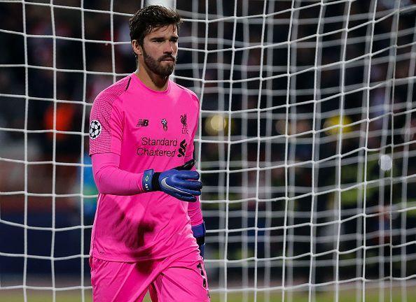 Crvena Zvezda v Liverpool - UEFA Champions League