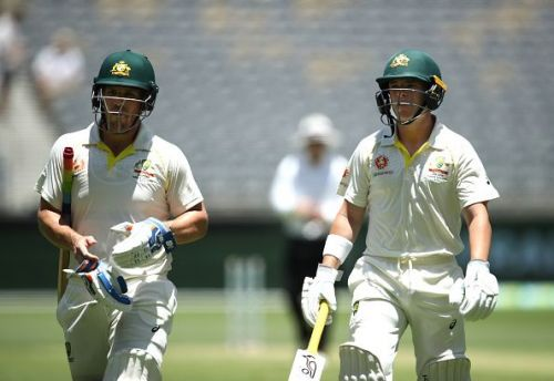 Aaron Finch and Marcus Harris impressed at Perth