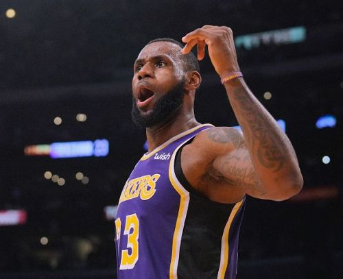LeBron James has become the man in Los Angeles