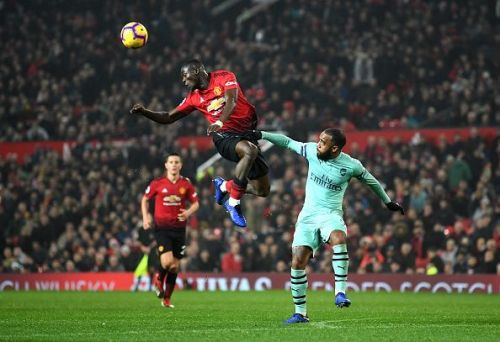 Bailly impressed on his return to the first team against Arsenal