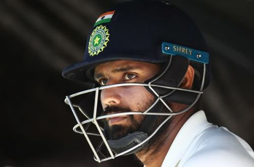 Hanuma Vihari showed a good application with the bat in the Perth Test
