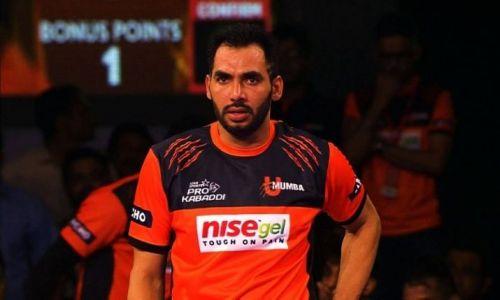 Anup Kumar spent the first five seasons of his PKL career at U Mumba