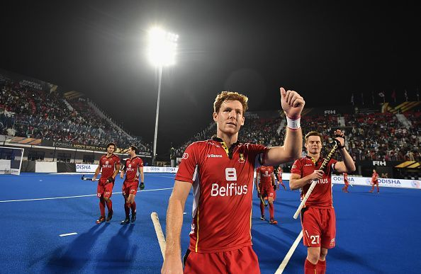 1df572af788 The Kalinga Stadium at Bhubaneswar witnessed a recent spectacle to the  charm of this Belgian team