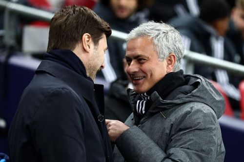 Mauricio Pochettino tops the list of potential replacements for Jose Mourinho
