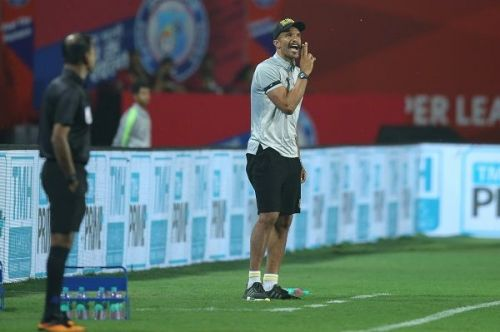 David James was sacked by Kerala Blasters after being a year in charge of the club [Image: ISL]