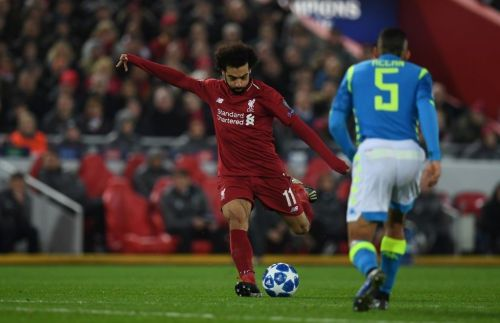 Salah's goal came at the right time