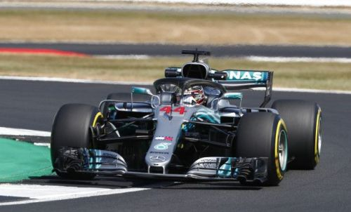 Hamilton won the Championship with Mercedes in 2018