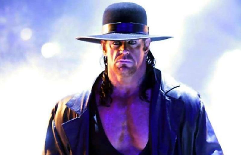 The Undertaker won his first eight matches at the Survivor Series pay-per-view