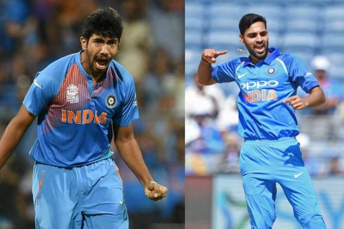 Bhuvneshwar Kumar and Bumrah have been the backbone of Indian bowling over the recent years