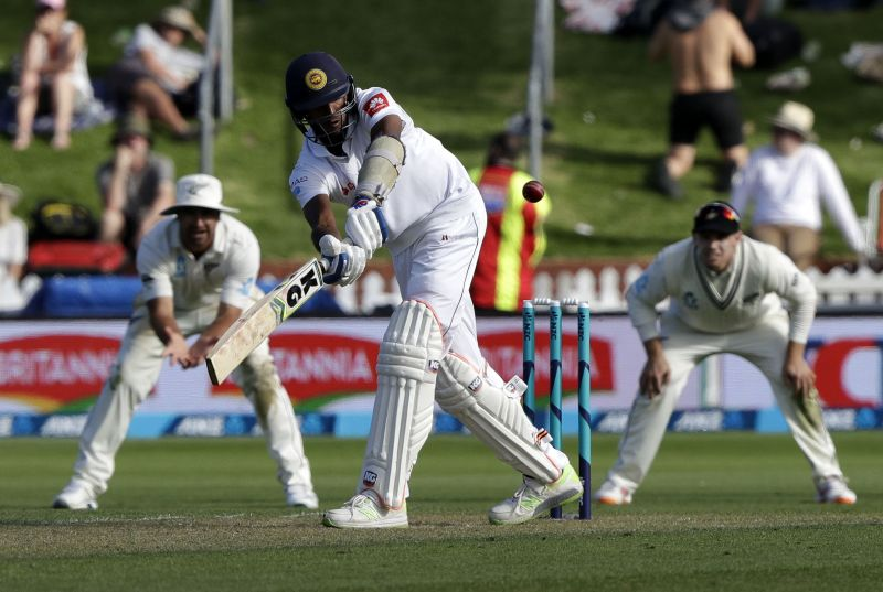 6c624c6e Sri Lanka 275-9 at stumps on day 1, 1st test vs New Zealand
