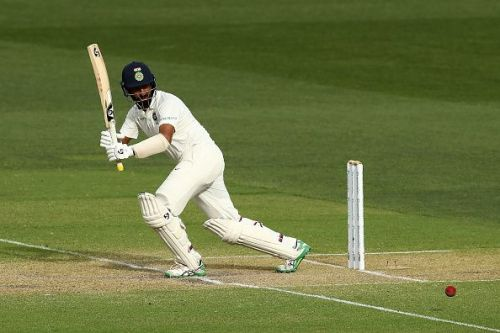 Pujara again remained unbeaten on Day 3