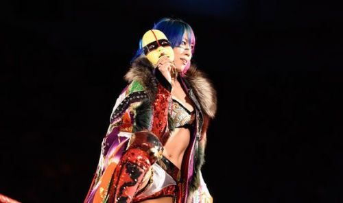 Will Asuka walk out of TLC the new Smackdown Women's champion?