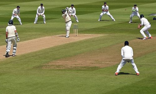 Batting in test cricket is not easy at all